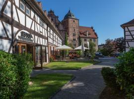 Hotel Vorderburg, hotel in Schlitz