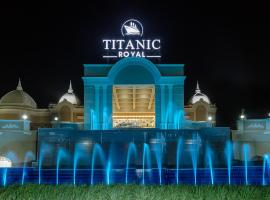 Titanic Royal, hotel in Hurghada