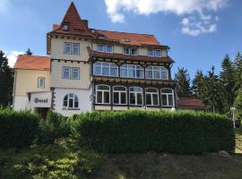 Hotel Spießberghaus, Hotel in Friedrichroda