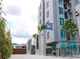 RoomQuest Sukhumvit 107, hotel near Mega Bangna, Samut Prakan