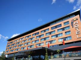 Van der Valk Hotel Oostzaan - Amsterdam, hotel dicht bij: Station Uitgeest, Oostzaan