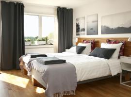Landeryds Golf Bogestad, hotell i Linköping