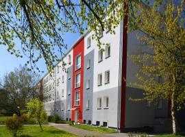 SKYBASIC Merseburg, pet-friendly hotel in Merseburg