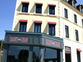 Saint Jean, hôtel à Wimereux
