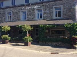Hotel Le Barbouillon, hôtel à Vencimont