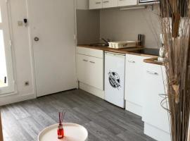 Magnifique appartement avec terrasse en bord de mer, hotel in Le Barcarès
