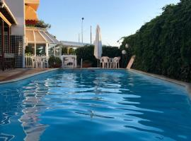 Park Hotel, hotel near Strikers Bowiling Center, Alexandroupoli