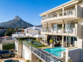 3 On Camps Bay Boutique Hotel, отель в Кейптауне