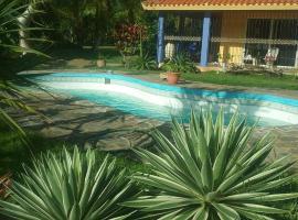 Villa OceanBlue, hotel in Santa Bárbara de Samaná