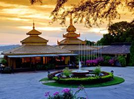 Bagan Thiripyitsaya Sanctuary Resort โรงแรมในพุกาม