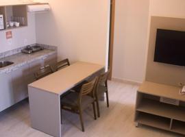 Salinas Flat Resort, apartment in Salinópolis