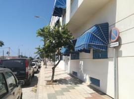 Apartamento 60 m2 en la playa, apartment in Torre de Benagalbón