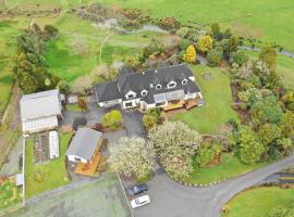 Oak Lodge, hotel in Greymouth