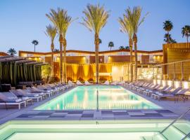 ARRIVE Palm Springs, boutique hotel in Palm Springs