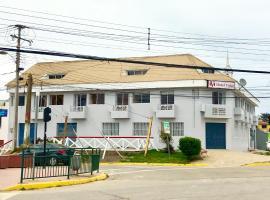 Hotel Vidal, hotel in Pichilemu