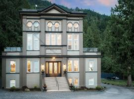 BC Electric Substation - The Powerhouse, hotel in Abbotsford
