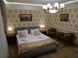 Rogozhskiy Hotel, hotel near Bitsa Park, Moscow