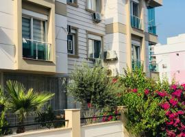 Entire home near the sea Muratpaşa, lara, accessible hotel in Antalya