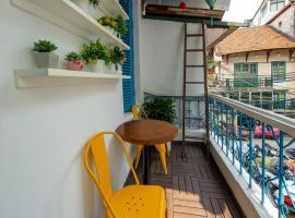 4beds with balcony 100m to Hanoi Train Station, nhà nghỉ B&B ở Hà Nội