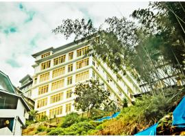 The Royal Heritage, accessible hotel in Gangtok