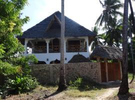 Pamoja Villa, apartment in Jambiani