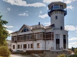 Гостиничный комплекс Wardenclyffe Volgo&Balt, отель в Вытегре