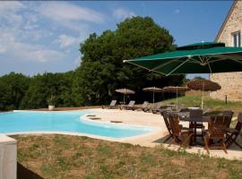 Domaine de Janis & Spa, hotel in Le Vigan