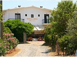 Thanasis Matsas Rooms, hotel in Kamariotissa