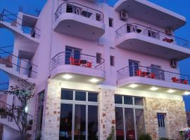 Llaka Hotel, hotel in Himare