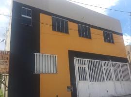 Edificio de acomodacoes Simples - Varjao, self catering accommodation in Brasilia