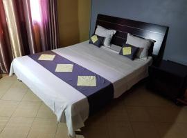 Salama Hôtel Majunga, hotel in Mahajanga