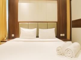 Modern 2BR Grand kamala Lagoon Apartment By Travelio, hotel with pools in Bekasi