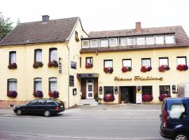 Hotel Haus Frieling, guest house in Dortmund