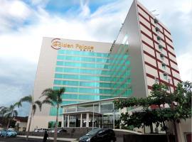 Golden Palace Hotel Lombok, hotel in Mataram