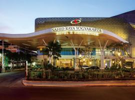 Sahid Raya Hotel & Convention Yogyakarta, hotel with parking in Yogyakarta