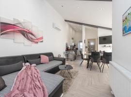 Apartments Luky, hotel near Sphinx of Zadar, Zadar