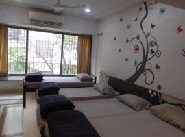 Youthville Serviced Hostels, hostel in Mumbai