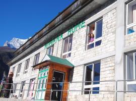 Nirvana Home, lodge in Namche