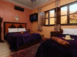 Hotel Soleil Imlil, hotel in Imlil