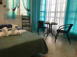 Magical apartment in the heart of Bat Yam from R&A Group, отель в Бат-Яме
