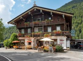 Landgasthof Mauth, penzion v destinaci Kirchdorf in Tirol