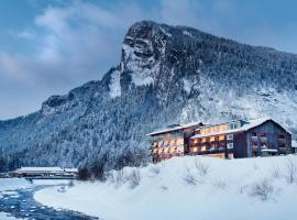 Hotel Krone in Au, hotel in Au im Bregenzerwald