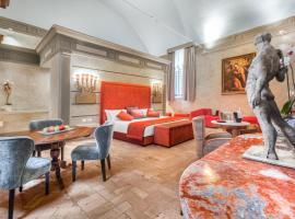 Santa Caterina Relais, hotel in Rome