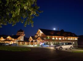 Rezidence u Jezera, hotel v Jeseníku