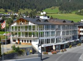 Hillsite Hotel Flims, Hotel in Flims