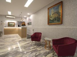 Hotel Vittoria, отель в Генуе