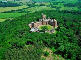 Peckforton Castle, hotel near Beeston Castle, Tarporley