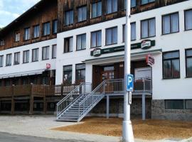 Hotel Enzian (Garni), hotel v destinaci Železná Ruda