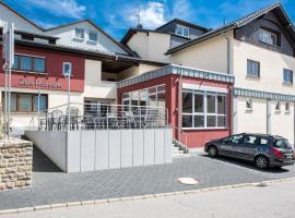 Gasthaus zum Holzwurm, hotel in Gransdorf
