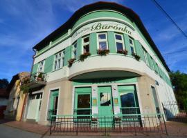 Baronka Bed & Breakfast & Bistrot, hotel v blízkosti zaujímavosti Kaštieľ Betliar (Betliar)
